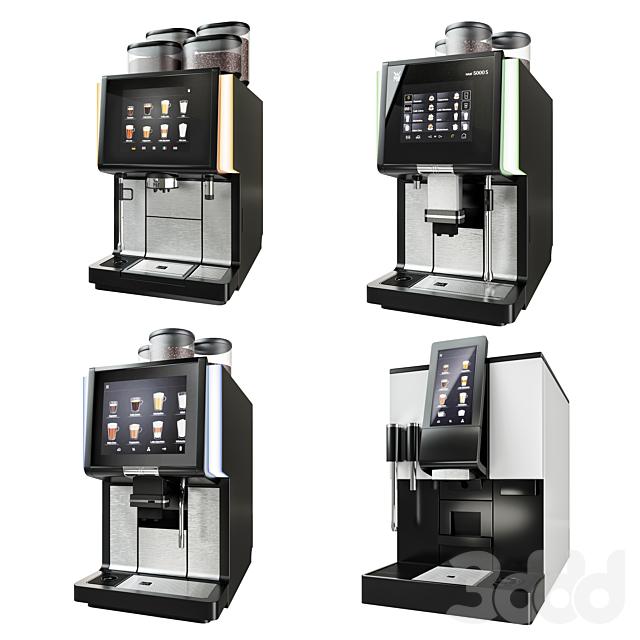 Wmf vending coffe machine