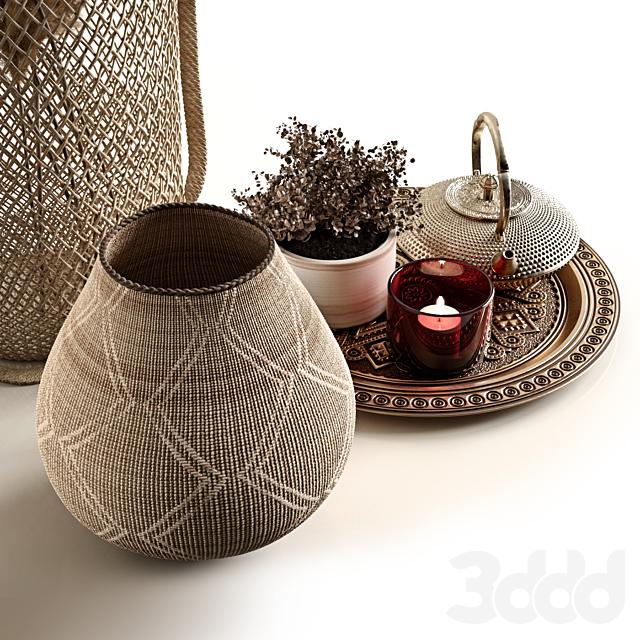 Decorative set Boho