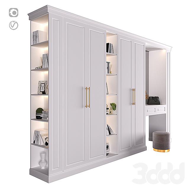 Мебельная композиция 9