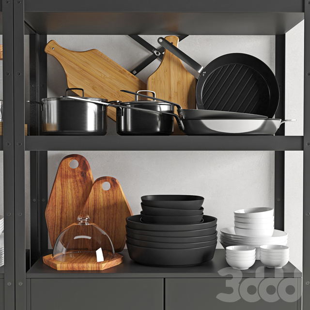 Kitchenware and Tableware 03