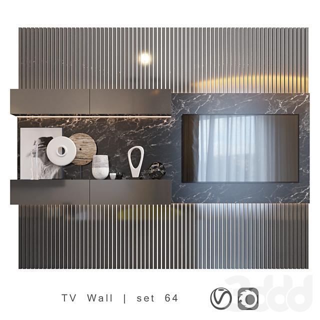 TV Wall | set 64