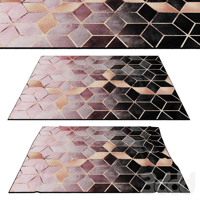 Комплект ковров Nordic Geometry2