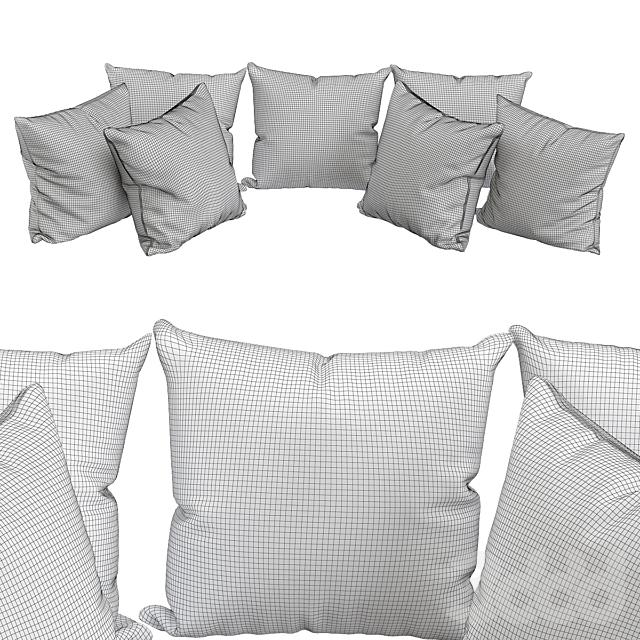 Pillows for sofa Premium PRO №143