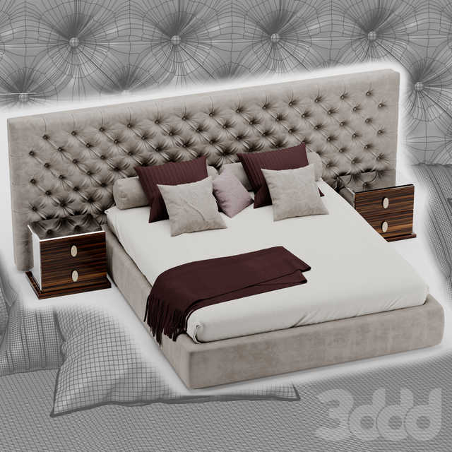 bed opera didone angelo cappellini