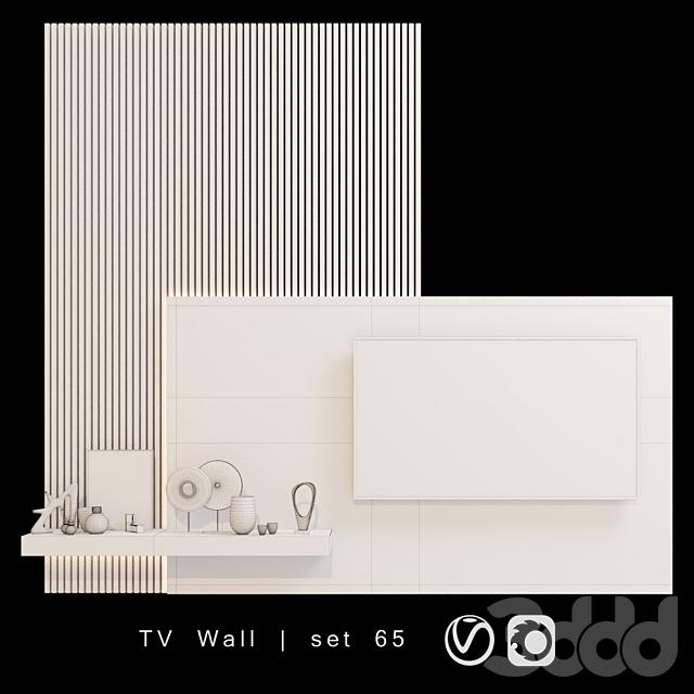 TV Wall | set 65