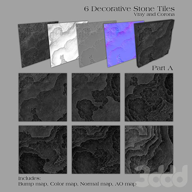 Decorative Stone Tiles _ Part A