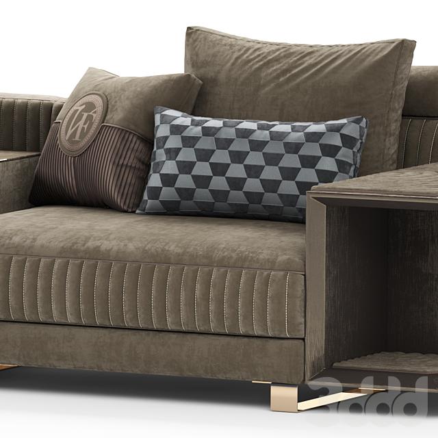 vittoriafrigerio Brandolini диван