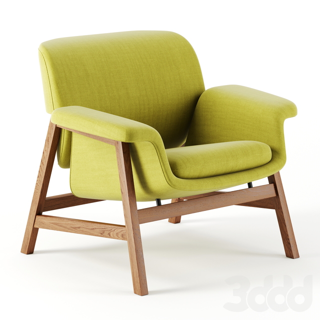 Agnese chair by Tacchini