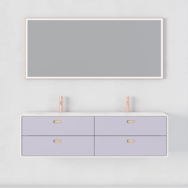 Modern Bathroom Cabinet | No. 070