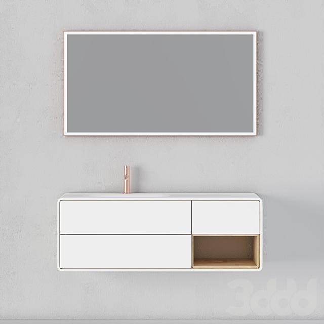 Modern Bathroom Cabinet | No. 068