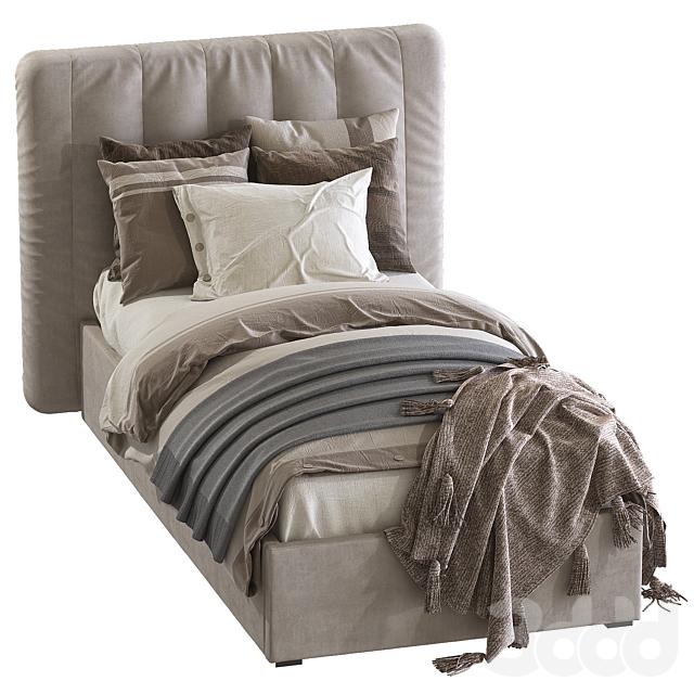 Кровать RH Modena Bed