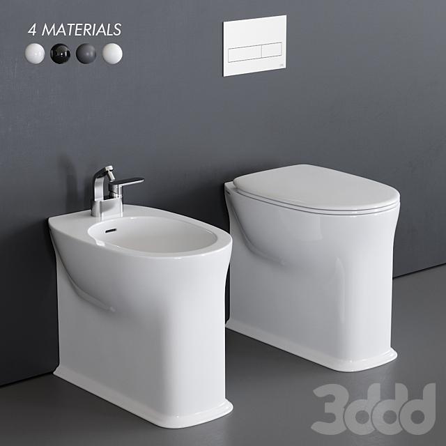 Ceramica Flaminia Madre WC