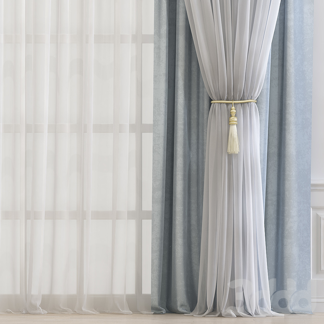 Curtain 617