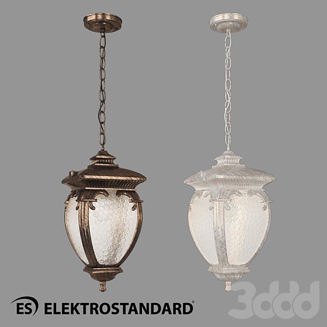 ОМ Уличный подвесной светильник Elektrostandard GLYF-8024H Andromeda H