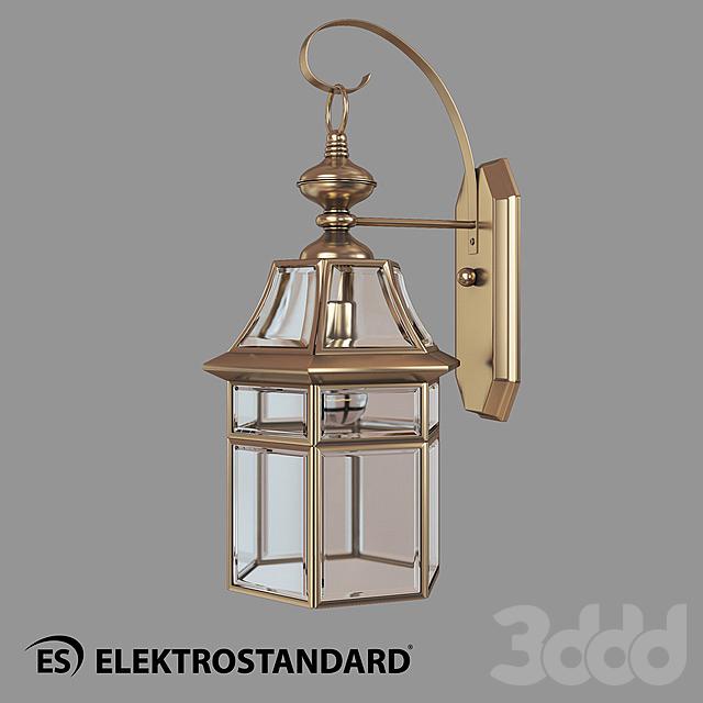 ОМ Уличный настенный светильник Elektrostandard 1031 Savoie D