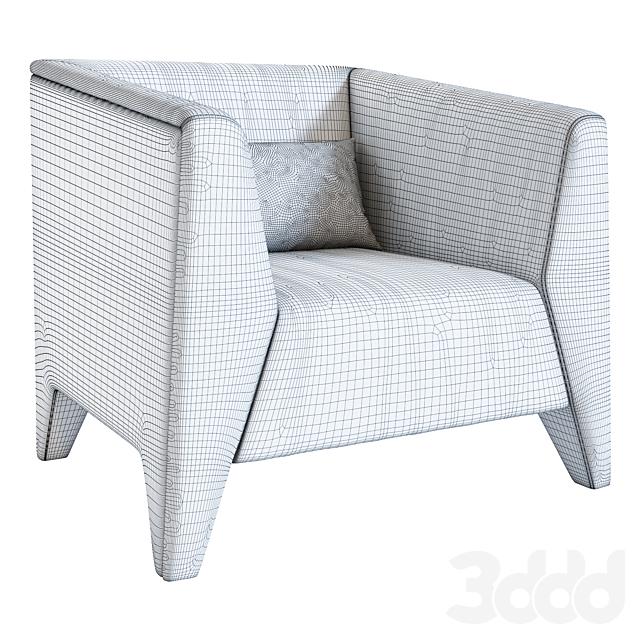Кресло Smania Abby