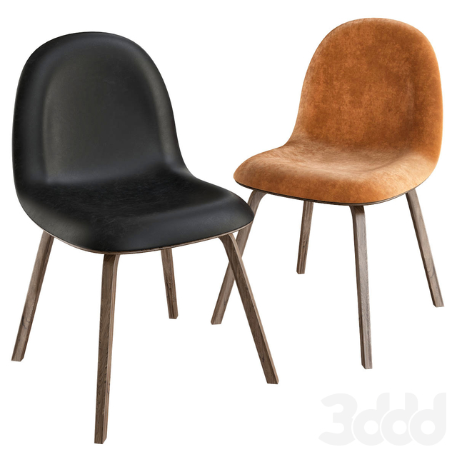 Gubi Chair Designed by Boris Berlin