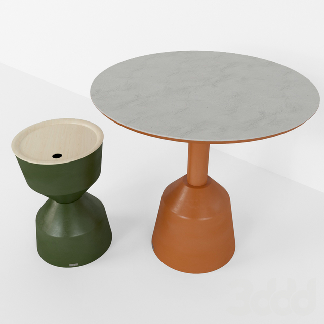 Balance table / Kun Design