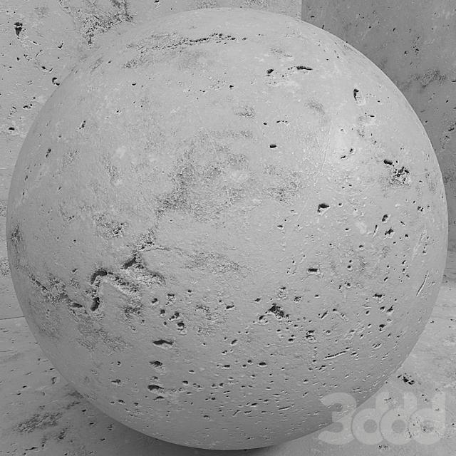 Материал (бесшовный) - бетон штукатурка set 146