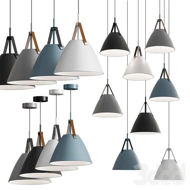 Minimalist Nordic Hanging Light