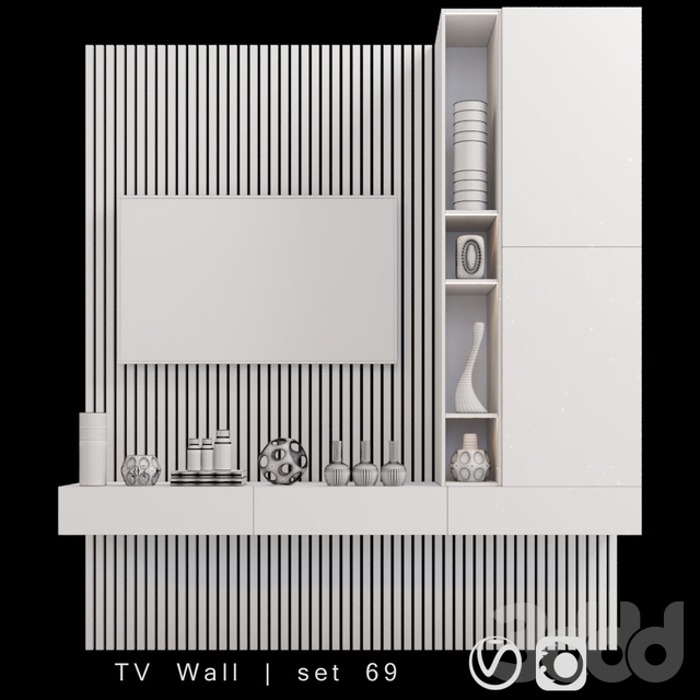 TV Wall | set 69