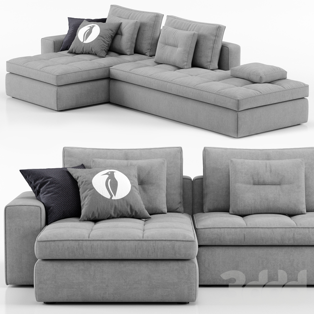 Lounge sofa - Calligaris