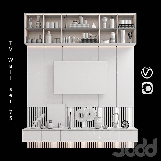 TV Wall | set 75