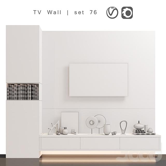 TV Wall | set 76