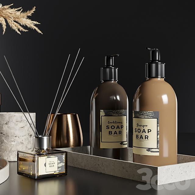 Аксессуары для ванной / Bathroom accessories 1