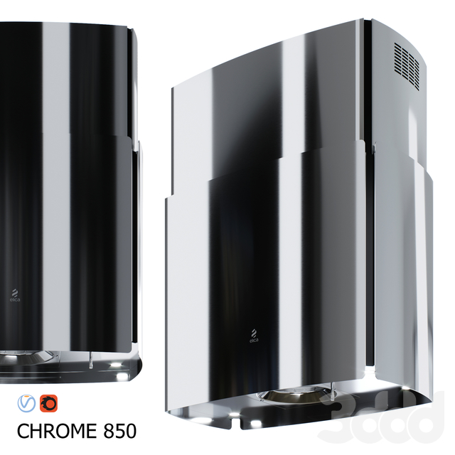 Elica - Chrome (850)