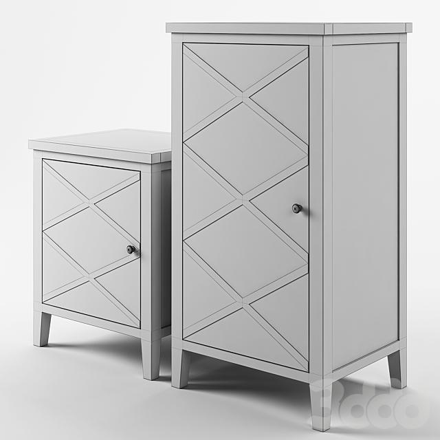 Bernardo Side Cabinet