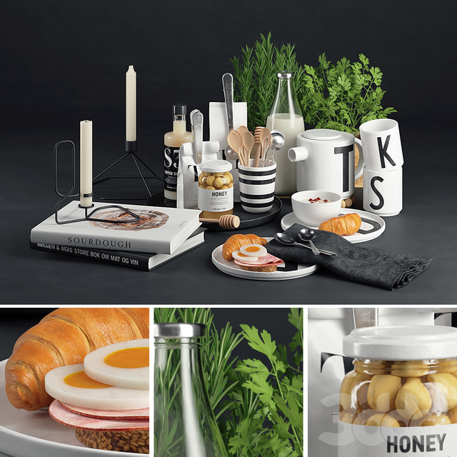 Nordic Breakfast Set