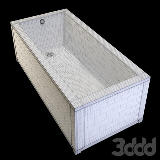 акриловая ванна Riho Lusso (BA1200500000000)