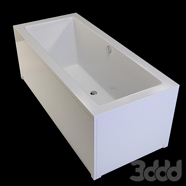 акриловая ванна Riho Lusso