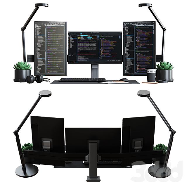 """Набор для рабочего стола и офиса """"IT специалист"""""""
