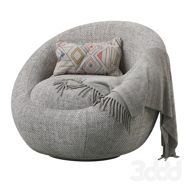 Cozy Swivel Chair