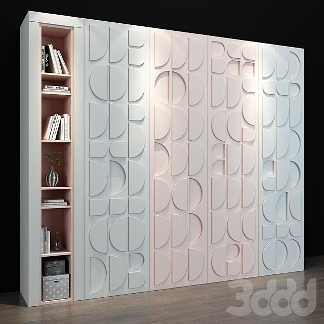 Furniture for a children 0154