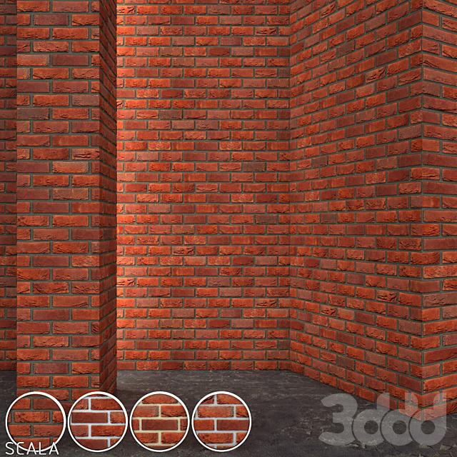 Vandersanden Brick Scala
