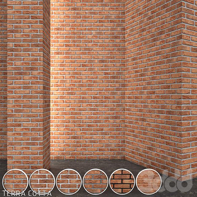 Vandersanden Brick Terra Cotta