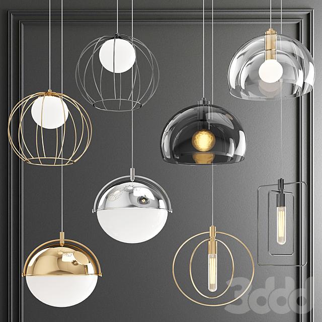 Four Hanging Lights_60