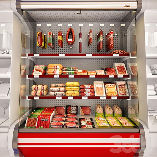 Холодильная витрина Фортуна 2
