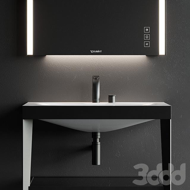 Duravit XViu | Console sink