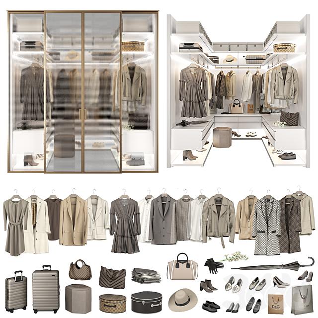 Walk-in Closet 98 part 3