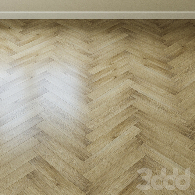Кварц-виниловая плитка Alpine Floor Ultra ЕСО5-4 Дуб Ваниль