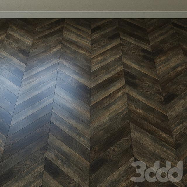 Кварц-виниловая плитка Alpine Floor Ultra ЕСО5-13 Орех темный