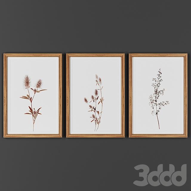 Picture frame set 00022-13