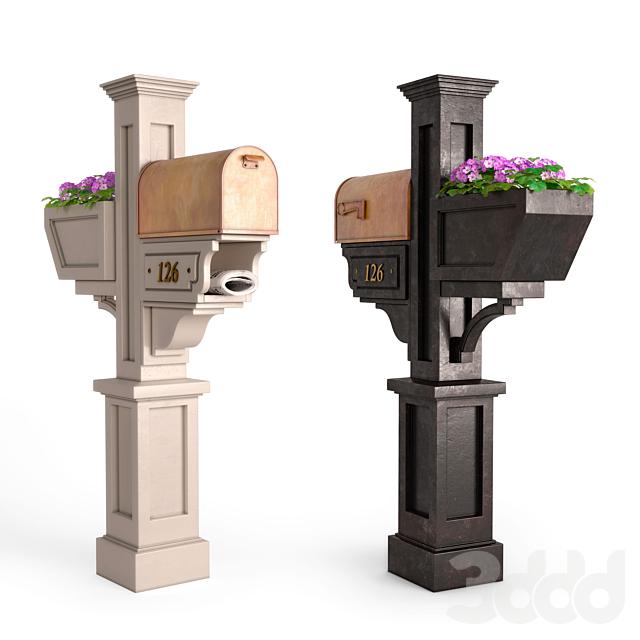 Letterbox, Set-1