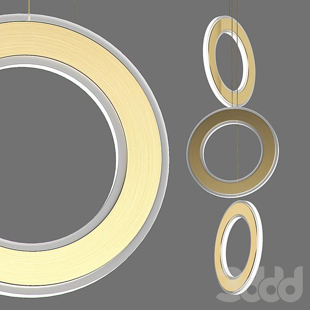 Подвесной светильник Disco от Forstlight