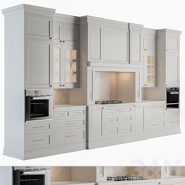 Kitchen Neo Classic White 13