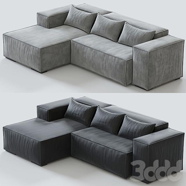 Stone Sofa by Origami Interior